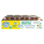 Earth's Best Breakfast Variety Pack - 4.5 oz. (12