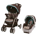 Baby Alano Classic Connect Travel System Scribbles