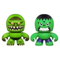 Marvel The Avengers Mini Muggs Hulk and Abominatio