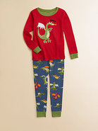 Toddler's & Little Boy's Dragon Pajamas