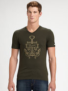 Anchor Tattoo T-Shirt