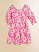 Girl's Primm Knit Dress