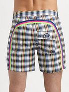 Rainbow Board Shorts