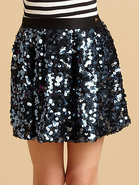 Toddler's & Little Girl's Sequined Skirt