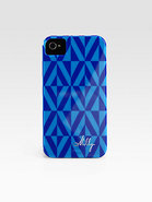 Geometric Print Hardcase for iPhone 4/4s