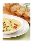 Linekin Bay Lobster Corn Chowder