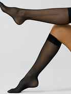 Satin Touch 20 Sheer Knee-Highs
