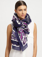 Samoa Tie-All Woven Scarf