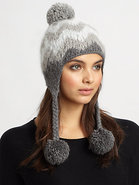 Trooper Knit Pom-Pom Hat