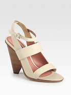 Bijou Leather Sandals