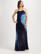 Gila Tie-Dyed Maxi Dress