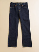 Boy's Slim-Fitting Jeans