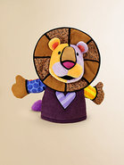 Leonardo the Lion Hand Puppet
