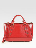Somerford Patent Leather Tote