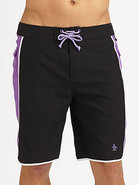Pieced Board Shorts