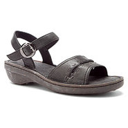City of Roses Sandal - Women's - Shoes - Black
