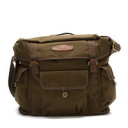 Ridgely 15 Messenger - Men's - Bags - Green
