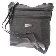 Zipper Bagg - Women's - Bags - Grey