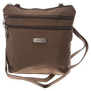 Zipper Bagg - Women's - Bags - Brown