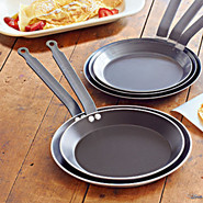 De Buyer Nonstick Crepe Pan, 8 3/4, 8.75