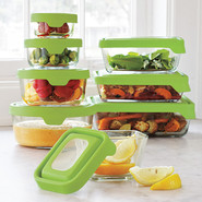 Glass Storage Containers, 2 C., 2 cup