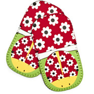 Ladybug Mini Grip Potholders, Set of 2
