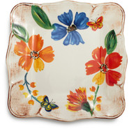 Poppy Square Salad Plate, 9.5