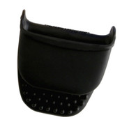 Black Silicone Mini Mitt