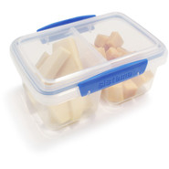 Rectangular Split Storage Container, 11.8 oz.