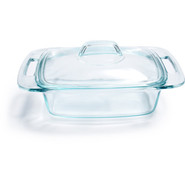 Rectangular Glass Casserole Dish, 2 qt.