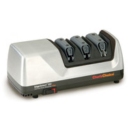 Chef'sChoice Brushed Metal Electric Knife Sharpene