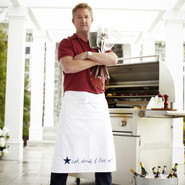 Chef Tim Love Long Half Apron