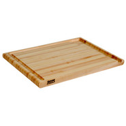 . Maple Edge-Grain Au Jus Cutting Board with Juice