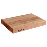. Maple Edge-Grain Cutting Board, 18  x 12  x 2 1/