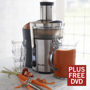 ikon 5-Speed Juicer with DVD