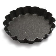 Nonstick Fixed-Bottom Tartlette Pan, 3.5