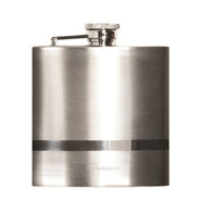 Stainless Steel Pocket Flask, 6 oz.