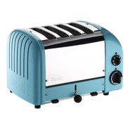 Azure-Blue NewGen 4-Slice Toaster