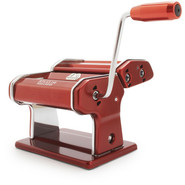 Marcato Red Pasta Machine, 150mm