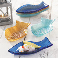 Fish Pinch Dishes, Set of 6