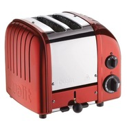 Apple-Red NewGen 2-Slice Toaster