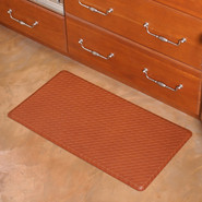 Gel Pro Chef&#39;s Mat by Let&#39;s Gel, Chestnut, 20 x36