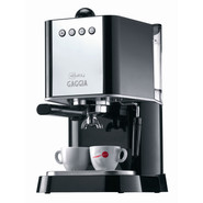 New Baby Espresso Machine, Black