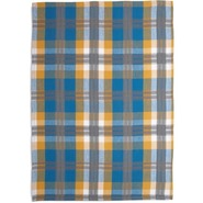 Autumn Large-Plaid Kitchen Towel