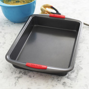 Nonstick Square Cake Pan, 9  x 13