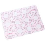 Silicone Baking Mat with Rings