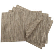 Dune Rectangular Bamboo Placemat