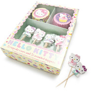 Hello Kitty Bake Cup Set
