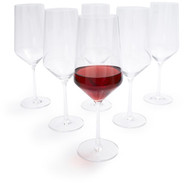 Pure Full-Bodied Red Wine Glass, Single