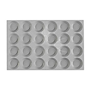 Elastomoule Mini Tartlet Grids, 24 Portions